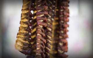 Меню выживальщика: Юкола — сушено-вяленое мясо рыбы