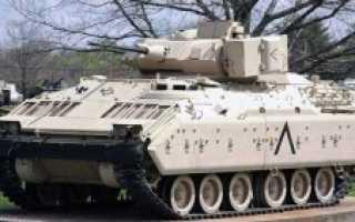 Боевая разведывательная машина M3 Bradley (США)