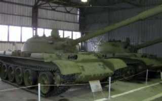 Огнемётный танк ТО-55 / «объект 482» (СССР)