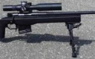 Опытная снайперская винтовка Константинова (СССР)