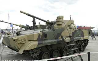 Боевая машина пехоты БМП-3 «Драгун» (Россия)