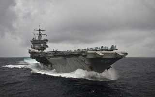 Атомный авианосец «Enterprise» (США)