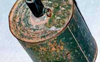 Противопехотная мина M16 (США)