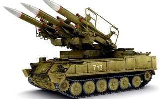 Зенитный ракетный комплекс 2К12 Куб (СССР)