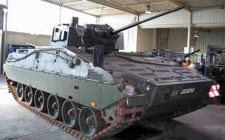 Боевая машина пехоты Marder-2 (Германия)
