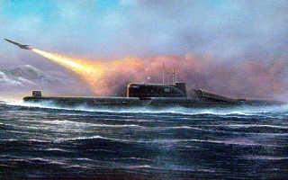 Дизельная подводная лодка пр.651 (СССР)