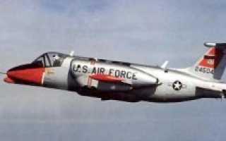 Экспериментальный самолёт Lockheed XV-4 Hummingbird (США)