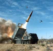 Ракетный комплекс MGM-140 ATACMS (США)