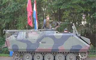 Боевая машина пехоты XM765 AIFV (США)