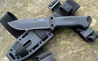 Боевой нож Gerber Gear LMF II Infantry