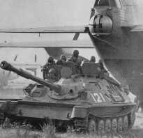 Авиадесантная САУ АСУ-85 (СССР)