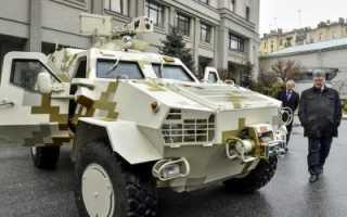 Бронеавтомобиль «Дозор-Б» (Украина)