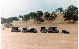 Зенитный ракетный комплекс MIM-23 Hawk (США)