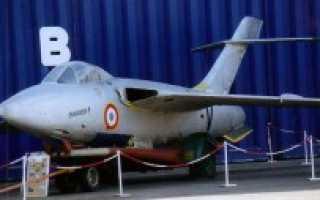 Многоцелевой истребитель SE.5000 Baroudeur (Франция)
