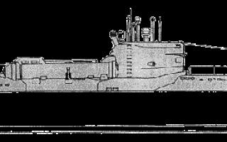 Дизельная подводная лодка пр.644 (СССР)