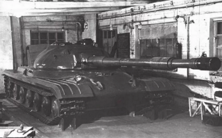 Опытный танк «Объект 770» (СССР)
