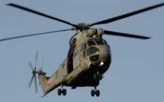 Транспортно-десантный вертолет SA.330 Puma (Франция)
