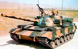 Основной танк Type 80 (Китай)