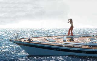История выживания: Тами Олдхем Эшкрафт. 40 дней в Тихом океане