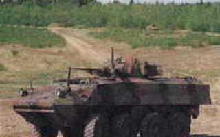Боевая машина пехоты Piranha AFV-90 (Швейцария)