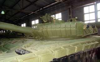 Опытный средний танк «Объект 219» (СССР)