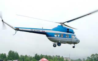 Многоцелевой вертолёт Ми-2 (СССР)