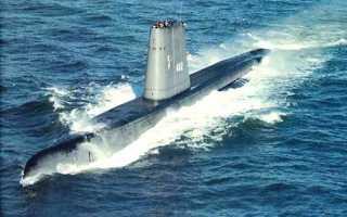 Подводная лодока типа «Guppy» (Турция)