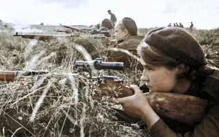 Опытная снайперская винтовка Лукина (СССР)