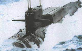 Баллистическая ракета Р-29РМУ2 «Синева» (СССР)