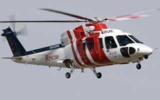 Многоцелевой вертолёт H-76 Eagle (США)