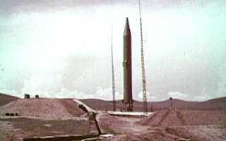 Баллистические ракеты средней дальности 8К65 Р-14 / Р-14У (СССР)