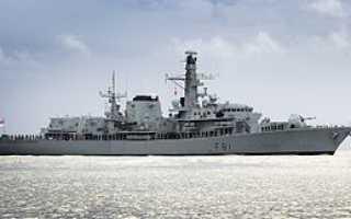 Фрегат УРО Type 23 «Duke» (Великобритания)