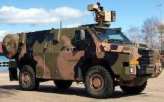 Бронеавтомобиль Bushmaster (Австралия)