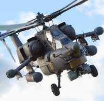 Боевой вертолет Ми-28 (СССР)