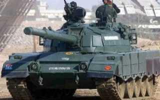 Основной боевой танк Al Zarrar (Пакистан)