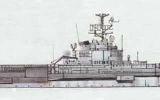 Ударный авианосец типа «Clemanceau» (Франция)