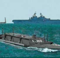 Десантный катер типа LCU 1610 (США)