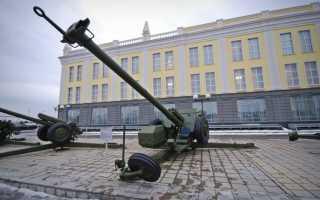 Противотанковая пушка 2А45М Спрут-Б (СССР)