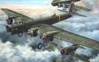 Опытный бомбардировщик «Е» / СУ-10 (СССР)