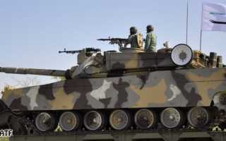 Основной боевой танк Zulfiqar-1 (Иран)