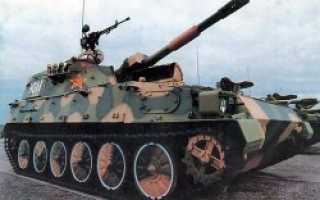 Самоходная гаубица Type 89/PLZ-89 (Китай)