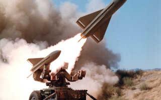 Зенитная управляемая ракета MIM-23A (США)