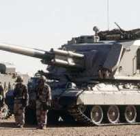 Самоходная пушка F.1 GCT (Франция)