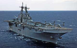 Десантный корабль типа «Wasp» (США)