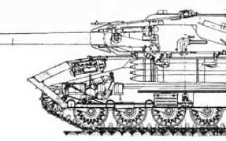 Опытный танк «Объект 260» (СССР)