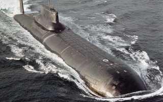 Подводные лодки проекта 941 «Акула» (Россия)