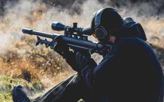 Снайперская винтовка CSR (Caracal sniper rifle) (ОАЭ)