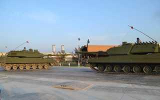 Перспективный танк Alatay (Турция)