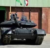 Основной боевой танк Safir-74 (Иран)