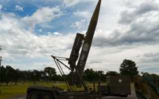 Баллистическая ракета MGM-29 Sergeant (США)